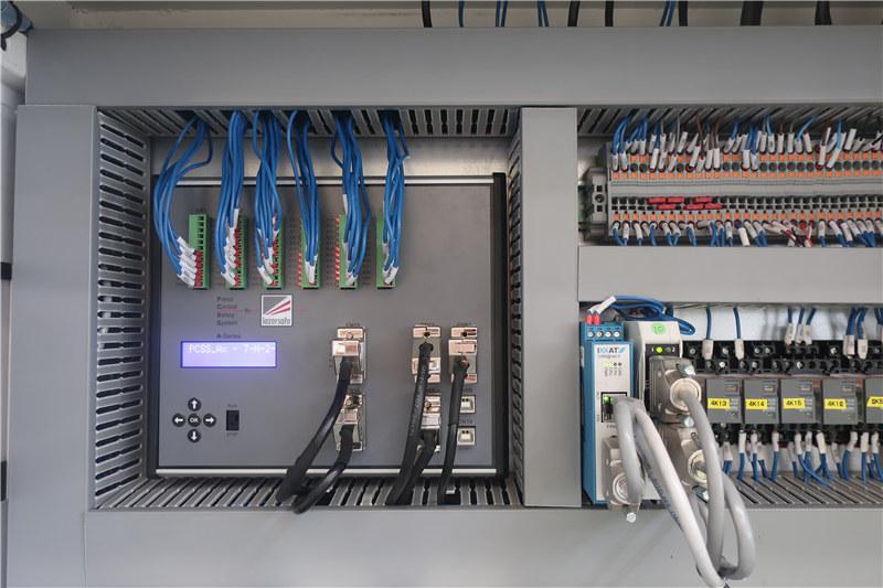 Lazersafe PCSS 'n Reeks Veiligheids PLC