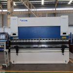 WC67K hidrouliese CNC druk rem, CNC buig masjien prys
