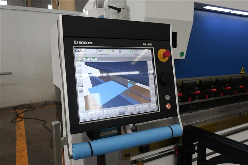 DELEM DA66T 3D CNC-stelsel