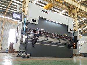 fabriek direkte CNC pers rem 600 ton