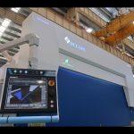 8-as CNC hidrouliese persrem 110 ton 3200mm