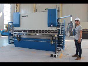CE 2-as CNC Pers Rem 130Tx3200 E200 NC Kontroles Stelsel NC Pers Rem Machine