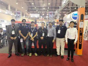 Dubai-delegasie Besoek ons uitstalling