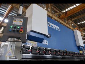 Hidrouliese drukrem MB7-100Tx3200mm met verdediger lazersafe en ELGO P40 NC stelsel