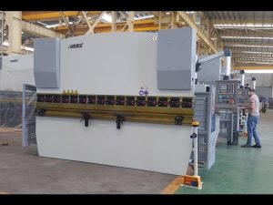 Torsie Bar Hydraulic NC Press Brake MB7-125Tx3200