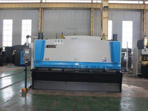 cnc hidrouliese skeer masjien prys